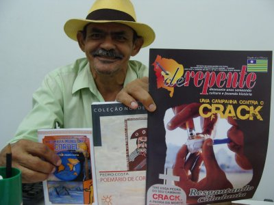 Pedro Costa lança livro